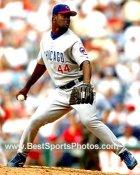 Roberto Novoa Chicago Cubs 8X10 Photo