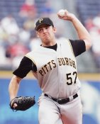 Zach Duke Pittsburgh Pirates 8X10 Photo