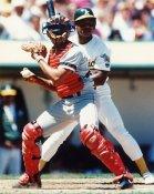 Tony Pena Boston Red Sox 8x10 Photo