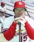 Darrell Porter St. Louis Cardinals 8x10 Photo