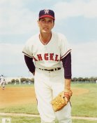Hoyt Wilhelm LIMITED STOCK Anaheim Angels 8X10 Photo