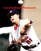 Randy Flores St. Louis Cardinals 8x10 Photo