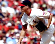Brad Thompson St. Louis Cardinals 8x10 Photo