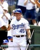 Aaron Guiel Kansas City Royals 8X10 Photo