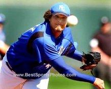 Runelvys Hernandez Kansas City Royals 8X10 Photo