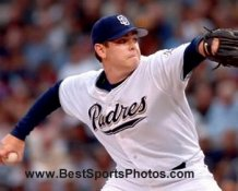 Tim Stauffer San Diego Padres 8X10 Photo