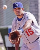Rafael Furcal Los Angeles Dodgers 8X10 Photo