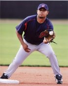 Andy Marte Cleveland Indians 8X10  Photo