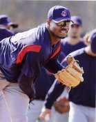 Guillermo Mota Cleveland Indians 8X10  Photo