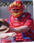 Jason Jaramillo Philadelphia Phillies 8X10 Photo