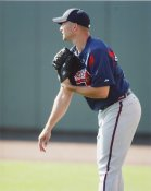 Wes Obermueller Atlanta Braves 8X10 Photo