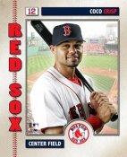 Coco Crisp 2006 Studio LIMITED STOCK Boston Red Sox 8x10 Photo