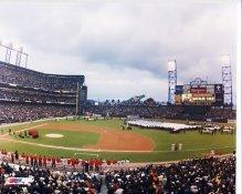 Pac Bell Park 2002 World Series  8X10 Photo