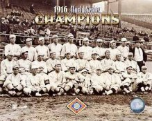 Boston 1916 Red Sox Champs World Series  8x10 Photo