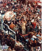 David Wells, Jorge Posada, David Cone, Andy Pettite, Joe Girardi Yankees 1998 WS Parade Celebration LIMITED STOCK 8X10 Photo