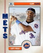 Cliff Floyd 2006 Studio NY Mets LIMITED STOCK 8X10 Photo