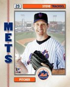 Steve Trachsel 2006 Studio NY Mets 8X10 Photo