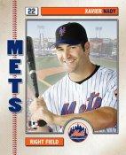 Xavier Nady LIMITED STOCK 2006 Studio NY Mets 8X10 Photo
