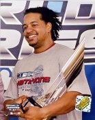 Manny Ramirez MVP 2004 LIMITED STOCK World Series Boston Red Sox 8x10 Photo