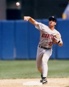 Jeff Reboulet Minnesota Twins 8X10 Photo