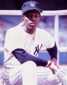 Mickey Rivers New York Yankees 8X10 Photo