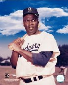 Jackie Robinson Brooklyn Dodgers 8X10 Photo