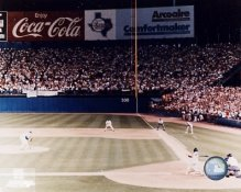 Nolan Ryan 5000th Strike Outs Texas Rangers 8X10 Photo