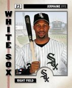 Jermaine Dye Studio LIMITED STOCK Chicago White Sox 8x10 Photo