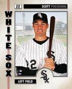 Scott Podsednik LIMITED STOCK Studio Chicago White Sox 8x10 Photo
