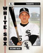 Tadahito Iguchi 2006 Studio Chicago White Sox 8x10