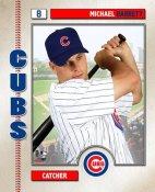 Michael Barrett Studio Chicago Cubs 8X10 Photo