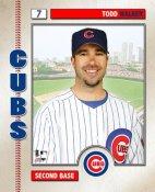 Todd Walker Studio Chicago Cubs 8X10 Photo