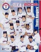 Rangers 2006 Team Composite 8x10 Photo