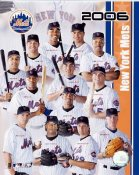 Mets 2006 Team Composite 8X10 Photo