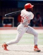 Reggie Sanders LIMITED STOCK Cincinnati Reds 8x10 Photo