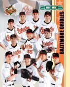 Orioles 2006 Team Composite 8x10 Photo
