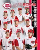 Reds 2006 Team Composite 8x10 Photo