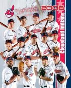 Indians 2006 Team Composite 8x10 Photo