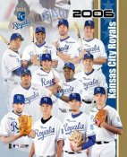 Royals 2006 Team Composite 8x10 Photo