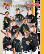 Pirates 2006 Team Composite 8x10 Photo