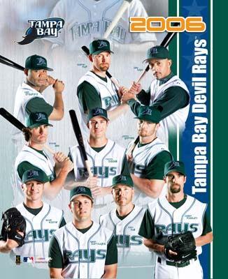 Tampa 2006 Team Composite 8x10 Photo