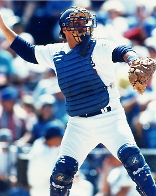 Mike Scioscia LIMITED STOCK LA Dodgers 8x10 Photo