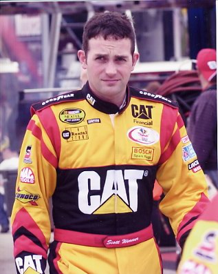Scott Wimmer Racing 8X10 Photo