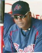 Edgar Renteria LIMITED STOCK Atlanta Braves 8X10 Photo