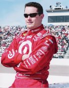 Casey Mears Racing 8X10 Photo