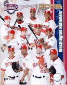 Nationals 2006 Team Composite LIMITED STOCK 8X10 Photo