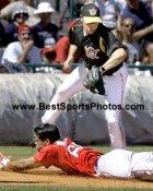 Joe Randa Pittsburgh Pirates 8X10 Photo
