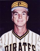 Chuck Tanner Pittsburgh Pirates 8X10 Photo