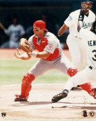 Ed Taubensee Cincinnati Reds 8x10 Photo