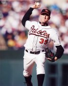 Josh Towers Baltimore Orioles 8X10 Photo